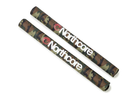 NORTHCORE CAMO WIDE LOAD ROOF BAR PADS