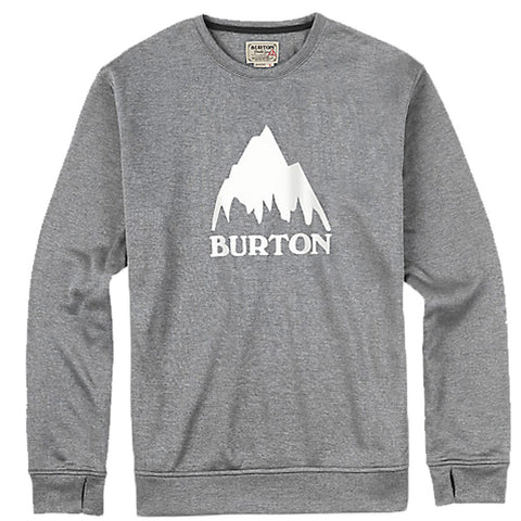 BURTON OAK CREW SWEATER - 2017 - Boardwise