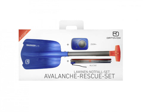 ORTOVOX AVALANCHE RESCUE KIT ZOOM+ - Boardwise