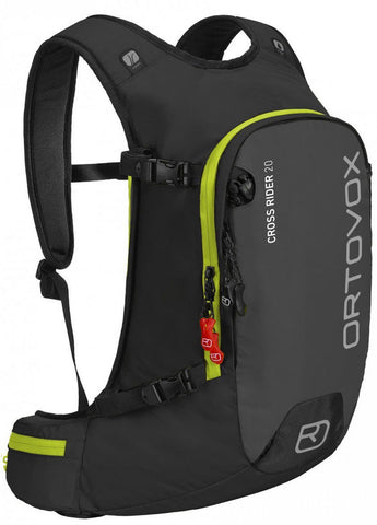 ORTOVOX CROSS RIDER 20 BACKPACK - 2017 - Boardwise