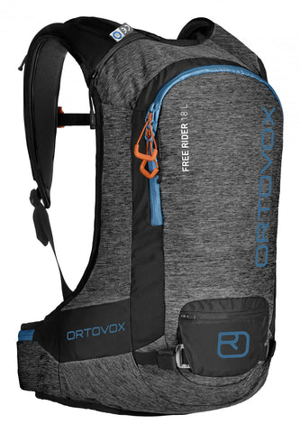 ORTOVOX FREE RIDER 18 L BACKPACK - BLACK - 2018