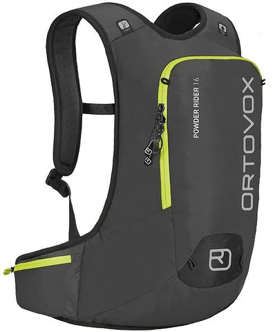 ORTOVOX POWDER RIDER 16 BACKPACK - 2017 - Boardwise
