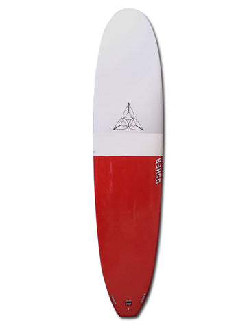 O'SHEA 8' MINI MAL SURFBOARD