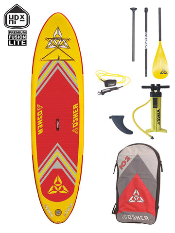 "O'SHEA HPX ISUP 10'2"" Stand Up Paddleboard Package - 2020 - Boardwise"