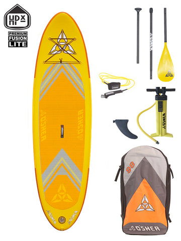 "O'SHEA HPX ISUP 9'8"" Stand Up Paddleboard Package - 2020 - Boardwise"