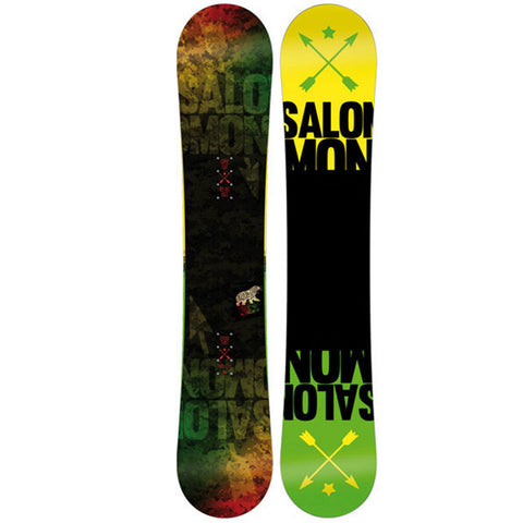 SALOMON PULSE SNOWBOARD - 2016 - Boardwise