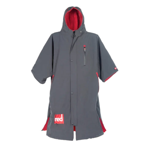 RED PADDLE CO. PRO CHANGE ROBE - GREY -2020
