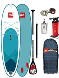 Red Paddle Co. Ride 9ft 8 MSL Stand Up Paddleboard Package - 2018