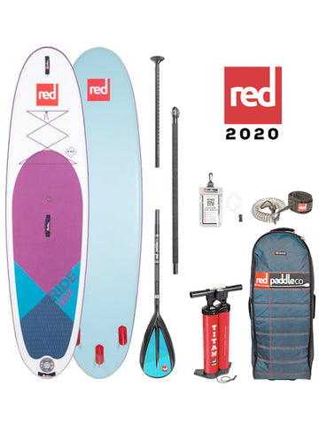 "Red Paddle Co. Ride MSL SE 10'6"" Stand Up Paddleboard Package - 2020"