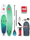 "Red Paddle Co. Voyager 12'6"" Stand Up Paddleboard Package - 2020 - Boardwise"
