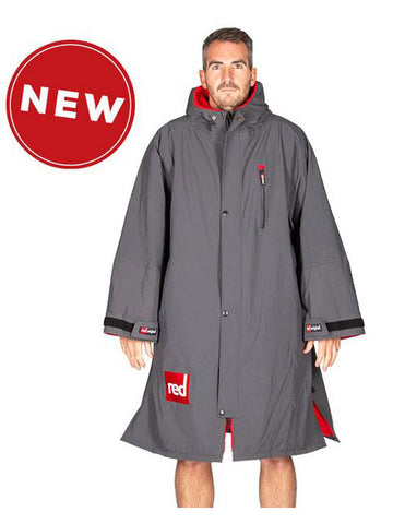 Red Paddle Co Premium Changing Jacket grey