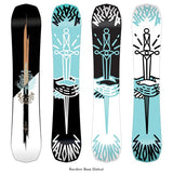 SALOMON ASSASSIN WIDE SNOWBOARD PACKAGE - 2019