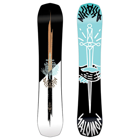 SALOMON ASSASSIN WIDE SNOWBOARD - 2019