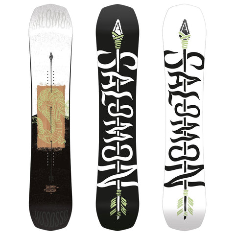 SALOMON ASSASSIN SNOWBOARD - 2020 - Boardwise