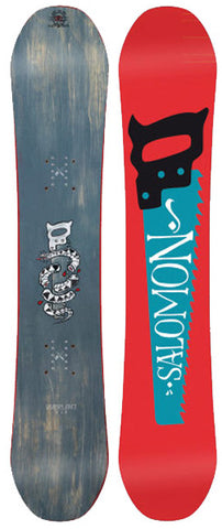 SALOMON CRAFT SNOWBOARD - 2015