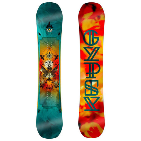 SALOMON WOMENS GYPSY SNOWBOARD - 2017 - Boardwise