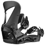 SALOMON HOLOGRAM SNOWBOARD BINDINGS - BLACK - 2019 - Boardwise