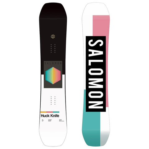 SALOMON HUCK KNIFE SNOWBOARD - 2020 - Boardwise