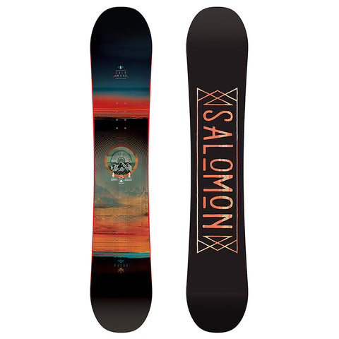 SALOMON PULSE WIDE SNOWBOARD - 2019