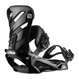 SALOMON RHYTHM SNOWBOARD BINDINGS - BLACK - 2020 - Boardwise