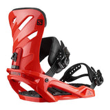 SALOMON RHYTHM SNOWBOARD BINDINGS - RED - 2020 - Boardwise