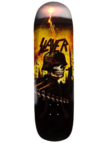 SLAYER INVASION - SKATEBOARD DECK