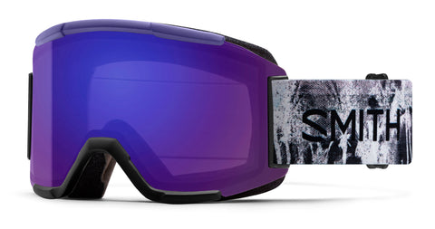SMITH SQUAD SNOWBOARD GOGGLE - BREAKER EVERYDAY VIOLET - 2020 - Boardwise