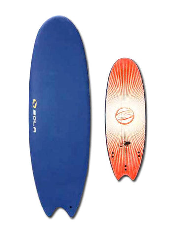 SOLA FISH SOFT SURFBOARD