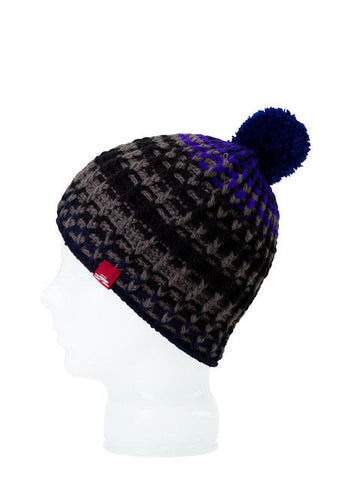 SPACECRAFT ZEPPELIN POM BEANIE - PURPLE - Boardwise