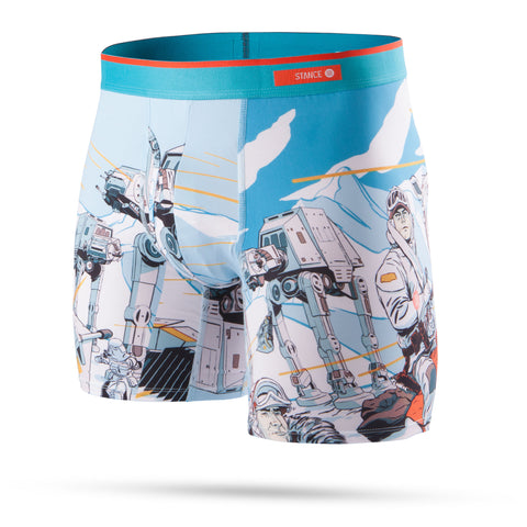 STANCE STAR WARS HOTH BOXER SHORTS - 2018