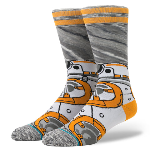 STANCE STAR WARS BB-8 SOCKS - 2018 - Boardwise