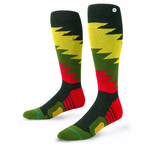 STANCE SAFETY MEETING SNOWBOARD SOCKS