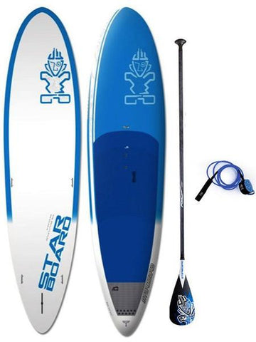 "STARBOARD 11'2"" BLEND STARSHOT Stand Up Paddleboard Package - 2016"