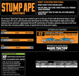 LIB TECH STUMP APE HP C2X SNOWBOARD - 2019