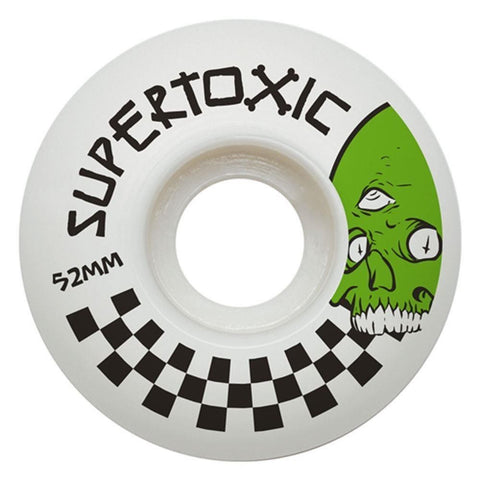 SUPERTOXIC LOCO SKULL - SKATEBOARD WHEELS