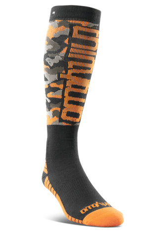THIRTY-TWO DOUBLE SNOWBOARD SOCKS - CAMO - 2021