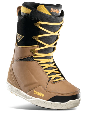 THIRTY TWO LASHED SNOWBOARD BOOTS - BROWN BLACK - 2021