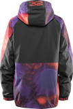 THIRTY-TWO MULLAIR SNOWBOARD JACKET - BLACK PURPLE  - 2020 - Boardwise