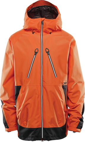 THIRTY-TWO TM SNOWBOARD JACKET - ORANGE  - 2020 FRONT