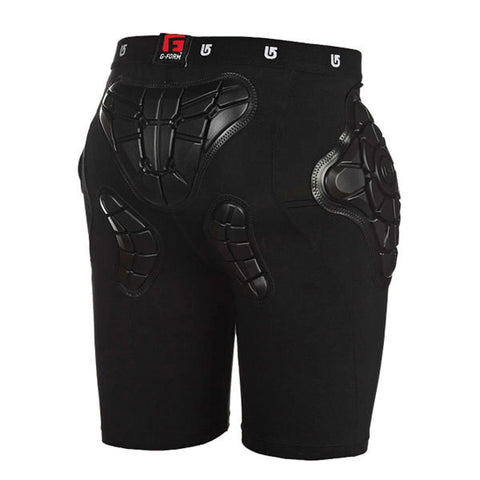 BURTON WOMENS TOTAL IMPACT SHORTS BY G-FORM - Boardwise