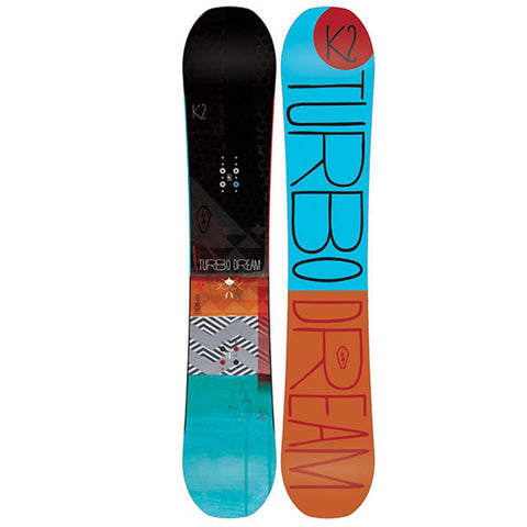 K2 TURBO DREAM WIDE SNOWBOARDS - 2016 - Boardwise
