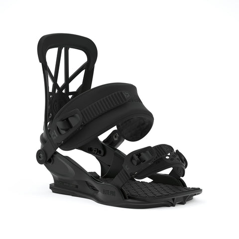 UNION FLITE PRO SNOWBOARD BINDINGS - BLACK - 2020 FRONT