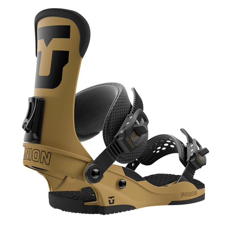 UNION FORCE SNOWBOARD BINDINGS - SAND - 2019