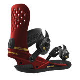 UNION STRATA SNOWBOARD BINDINGS - RED - 2019