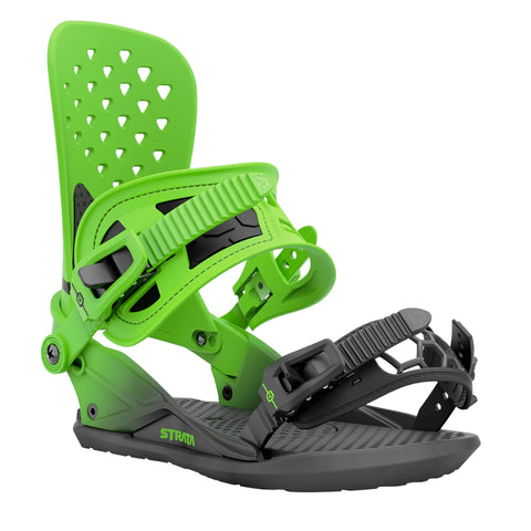 UNION STRATA SNOWBOARD BINDINGS - ACID GREEN - 2021