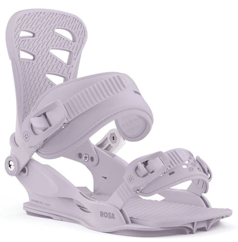 UNION WOMENS ROSA SNOWBOARD BINDINGS - LAVENDER - 2020 - Boardwise