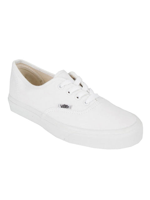 c9f85c1aae4cd6 VANS AUTHENTIC SHOES - TRUE WHITE