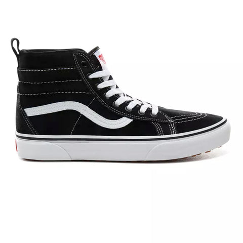VANS SK8-HI MTE SHOES - BLACK TRUE WHITE - Boardwise
