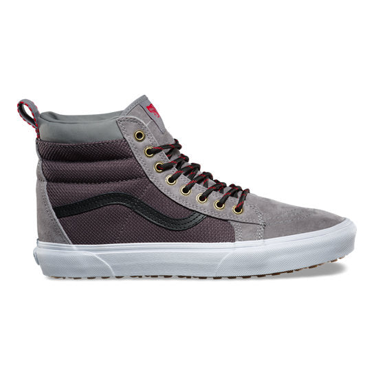 best collection shades of 2019 discount sale VANS SK8-HI MTE SHOES - FROST GREY BALLISTIC