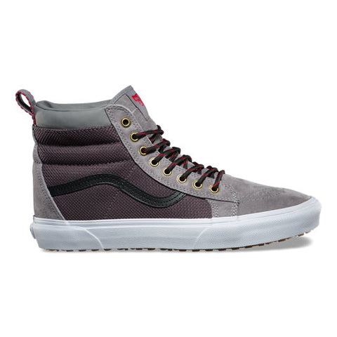 VANS SK8-HI MTE SHOES - FROST GREY BALLISTIC - Boardwise